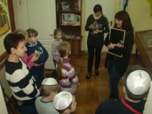 Для дітей працюють менеджери Наталя Смолінська та Ольга Нікітіна