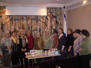 Учасники зустрічі від Центру Здоров'я